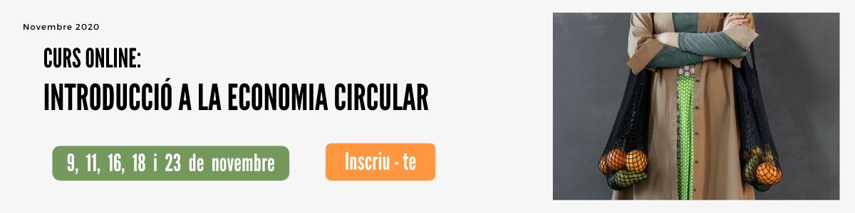 Introducció a l'Economia Circular