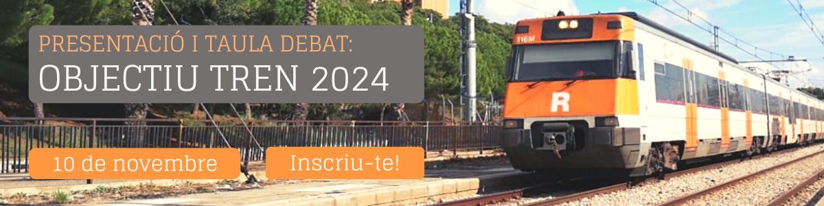 Objectiu Pla tren 2020